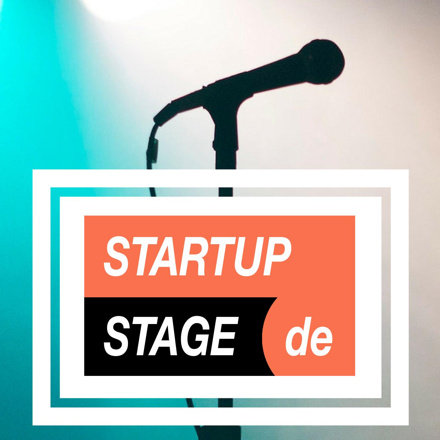 STARTUP STAGE | Podcast-Bühne für echte Macher